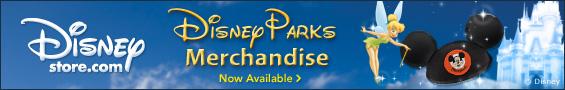 565x90 Disney Parks Store
