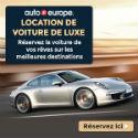 Auto Europe vous offre des promotions sur les autos, les vols, et les h么tels.