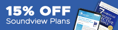 15% off Soundview Plans