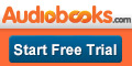 Deals on Audio Books: 8 Day FREE Trial + First Audio Book