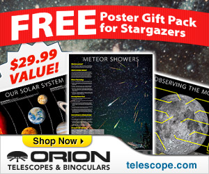 Orion's Clearance Sale!  Save BIG