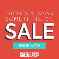 Get Great Deals at Calendars.com!