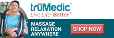 truMedic Personal Massagers for Pain Management and Relaxation