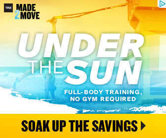TRX TRAINING - MADE2MOVE UNDER THE SUN - $30 OFF ALL TRAINERS