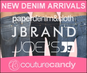 Hot Denim Jeans now available at CoutureCandy.com.