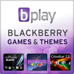 Free BlackBerry Software Get a free game, theme and ringtone for BlackBerry at Bplay.com 10553127-2