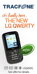 LG500G QWERTY for Only $19.99!