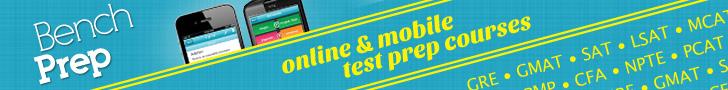 728x90 BenchPrep - Online Test Prep