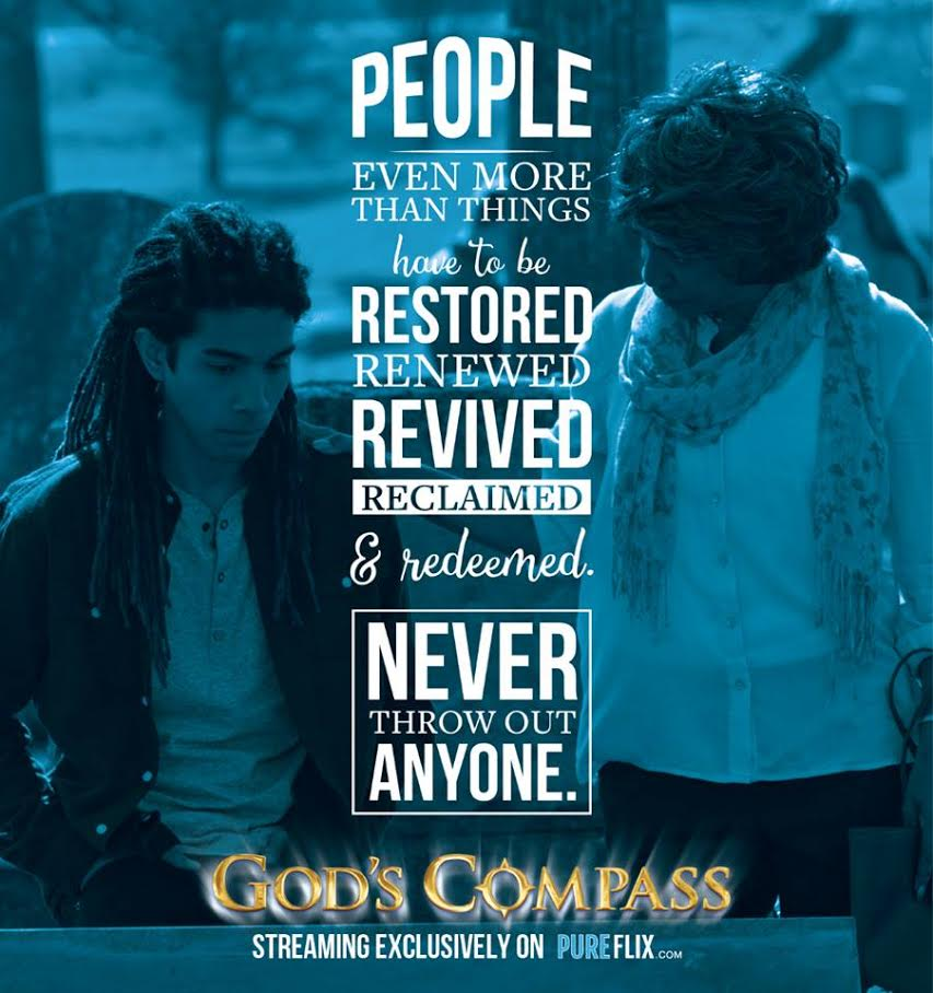 God's Compass Quote