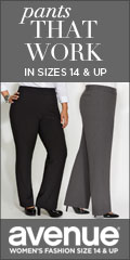 Plus Size Pants from Avenue