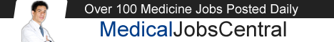 Medical Jobs Central - 100+ Jobs Daily