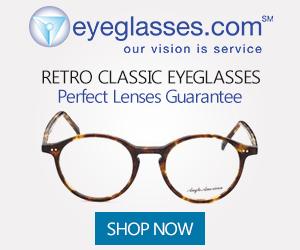 Referral Code for Eyeglasses.com