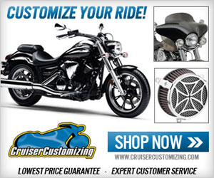 Get the Latest Highway Bars at CruiserCustomizing.