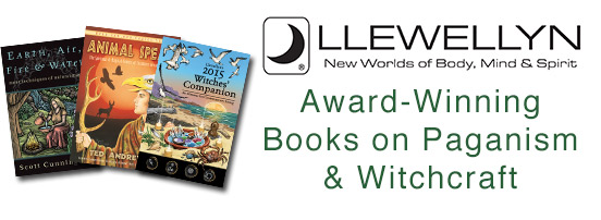 Llewellyn's Award-Winning Books on Paganism & Witchcraft
