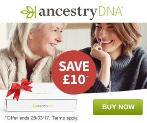 Ancestry DNA Offer