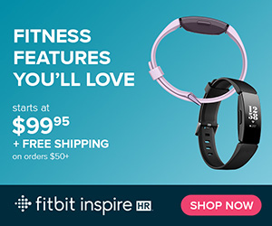 New! Fitbit Inspire HR