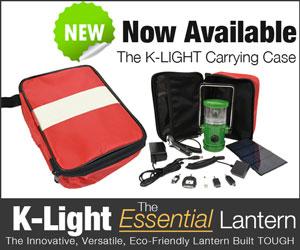 K-Light Lantern for All Seasons