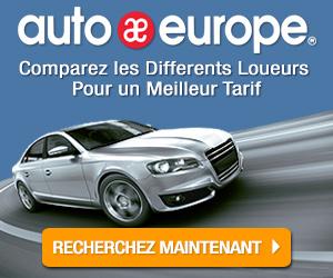 Auto Europe vous offre des promotions sur les autos, les vols, et les h̫tels.