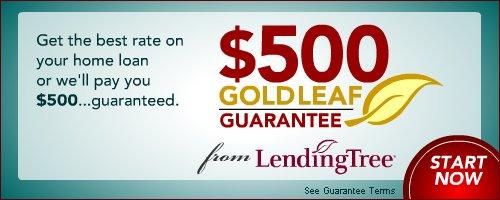 LendingTree $500 Guarantee