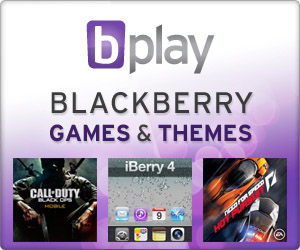 Bplay: BlackBerry Games and Themes