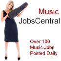 Music Jobs Central - 100+ Jobs Daily