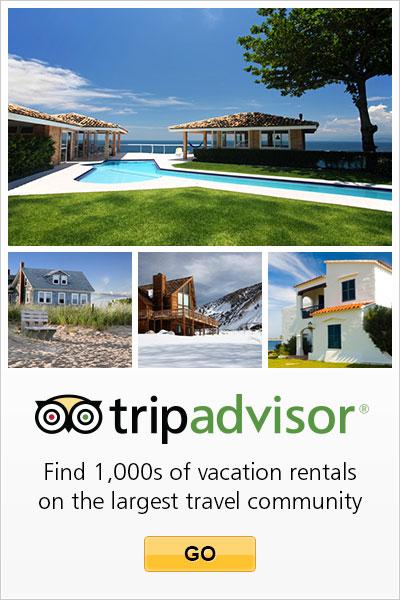 Vacation Rentals - Ocean - 300x600