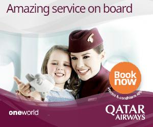 Qatar Airways flights to tanzania