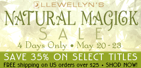 Save 35% on Select Titles During Llewellyn's Natural Magick Sale