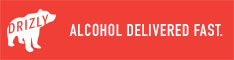 Order drinks directly to your door in less than an hour. Save $5 with code DRIZLYFIVE
