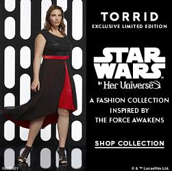 torrid,starwars fashions