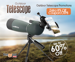 Up to 60% OFF for Outdoor Telescope Promotion