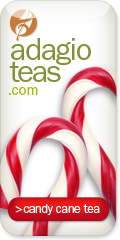 Candy Cane Christmas Tea