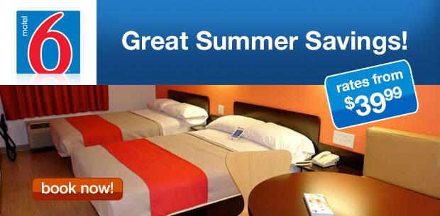 Motel 6 Summer