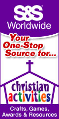 Shop S&S Worldwide for Christian Activities