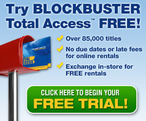 2 Week Free Trial - Blockbuster Total Access