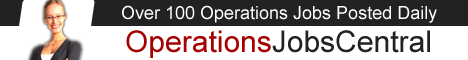Operations Jobs Central - 100+ Jobs Daily