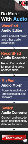 Audio Software - Download Today & Save 10-50%