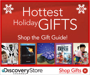 Hottest Gifts at the Discovery Channel - Shop Now!