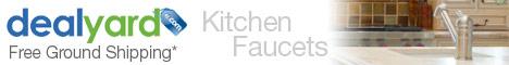 468x60 Kitchen Faucets