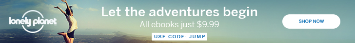 Lonely Planet 3 for 2 Sale - Now On!