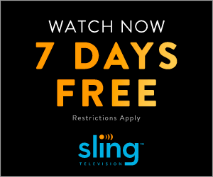 Sling TV Watch Now 7 Days Free