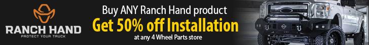 Ranch Hand parts