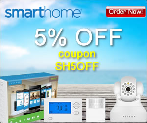 Coupon SH5OFF - 5% off all SmartHome Products