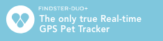 The Only True Real-Time GPS Pet Tracker
