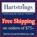 Hartstrings.com FREE Shipping $75+