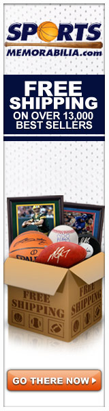 Get Your Sports Collectibles at Sports Memorabilia Today!