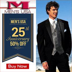 25th Anniversary Mens USA