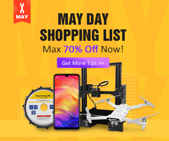 Image for Max 70% OFF May Day's Sale for All Products