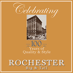 RochesterBigAndTall.com