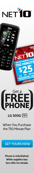 LG300G + 300 Minutes Free!